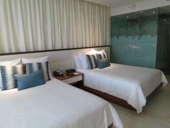 Secrets The Vine Cancun Resort & Spa: Double room