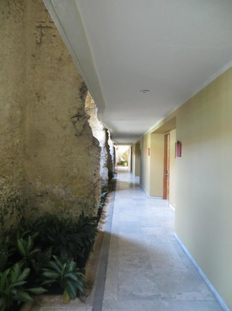 Sofitel Legend Santa Clara : Hall with old walls