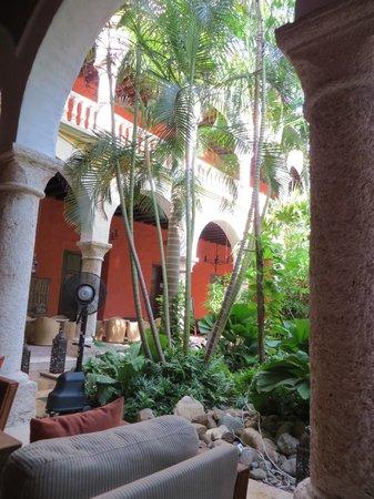 Sofitel Legend Santa Clara : cloister