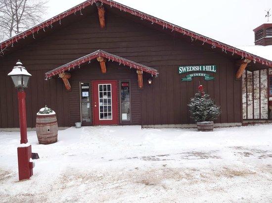 Swedish Hill Winery Tasting Room