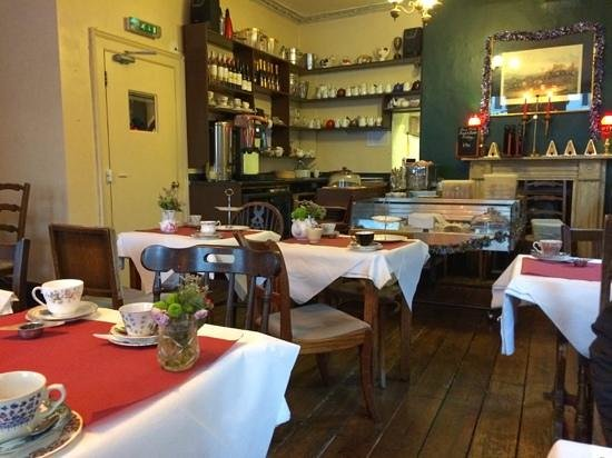 The Coach & Horses: charming space