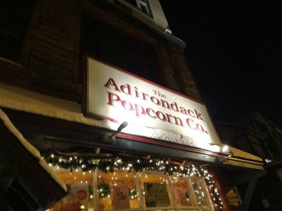 The Adirondack Popcorn Co.