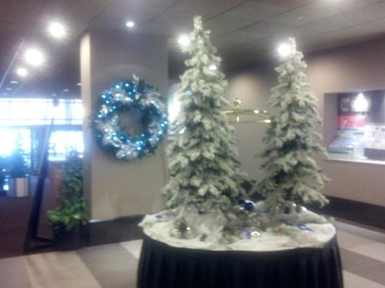 Kellogg Hotel And Conference Center: Always special at Christmas