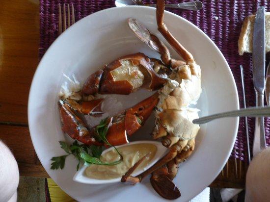 Le Jardin Maore: Crabe de mangrove