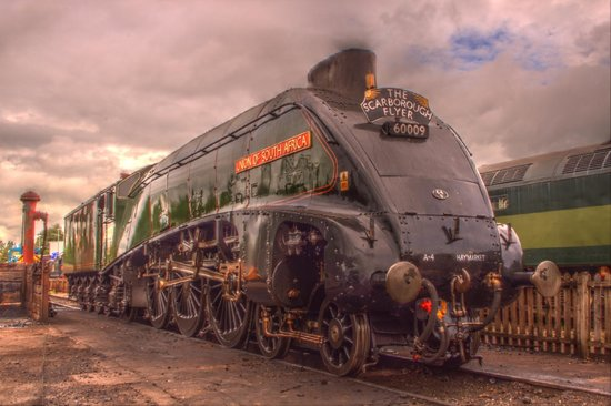 Crewe, UK : 60009 Union Of South Africa