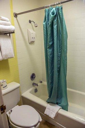 Chisos Mountain Lodge : The Bathroom