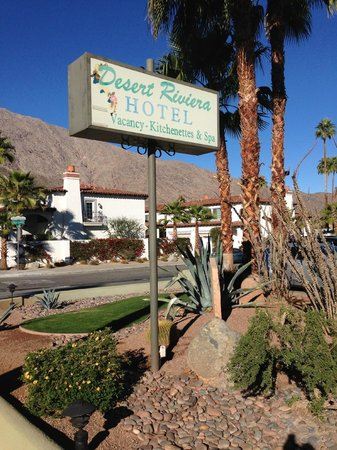Desert Riviera Hotel: Desert Riviera