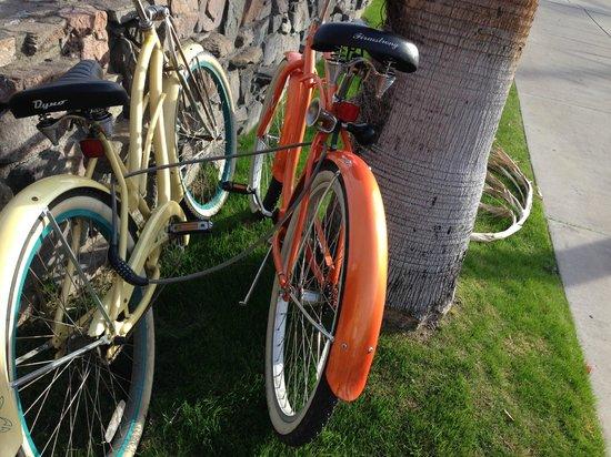 Desert Riviera Hotel : Bike into town for Margaritas!
