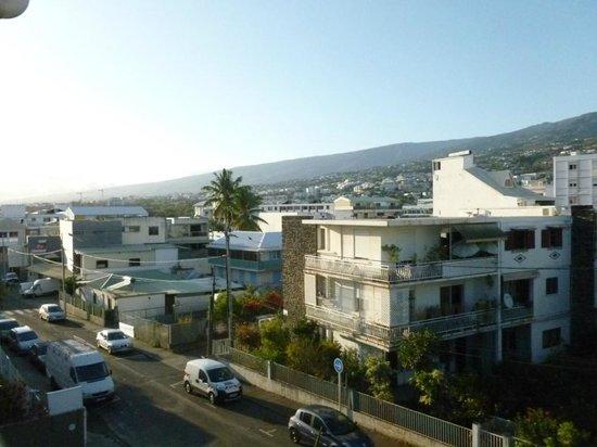 Hotel Select Ocean Indien : vue de la chambre