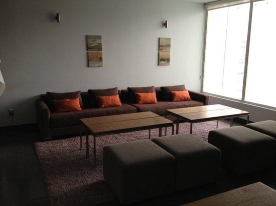Natalino Hotel Patagonia : estar