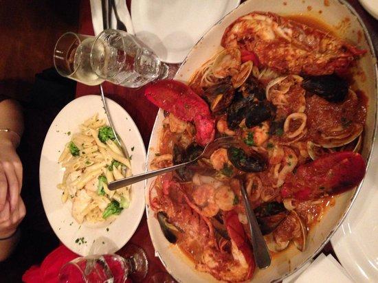 Giacomo's Restaurant: Dinner for 2
