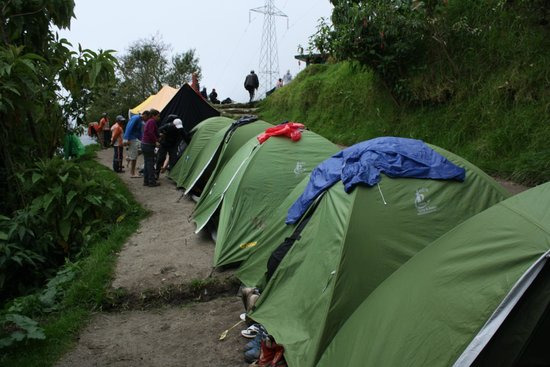 InfoCusco: Camping 3rd night
