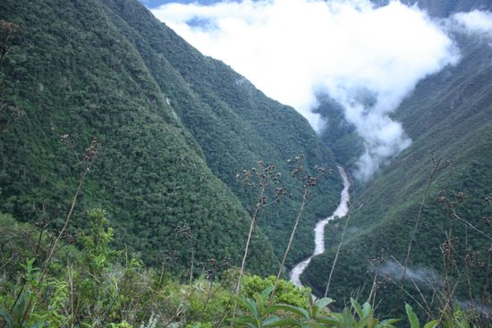 InfoCusco - Day Tours: Urubamba River, a couple of hours before MachuPichu from InKa Trail