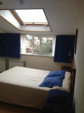 Hotel Pazos Alba: Habitación número 12