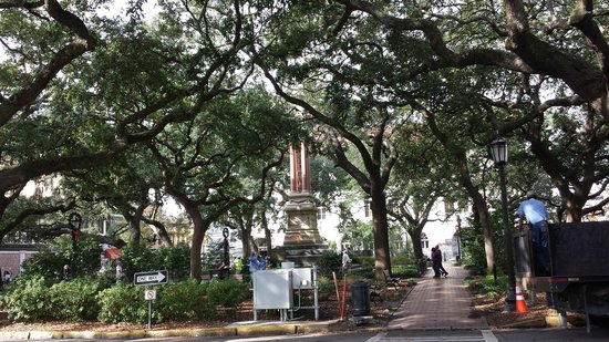 Architectural Tours of Savannah : Tour
