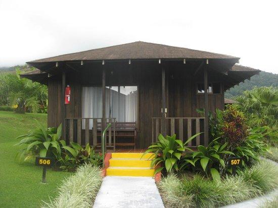 Hotel Lomas del Volcan: Cabin