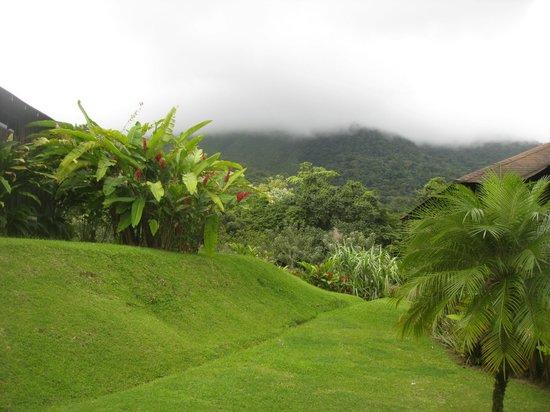 Hotel Lomas del Volcan : Hotel Grounds