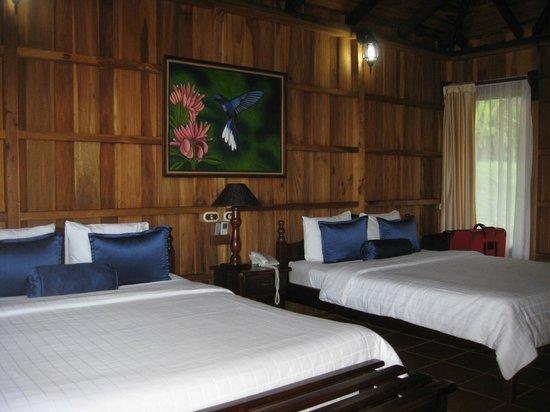 Hotel Lomas del Volcan : Room View