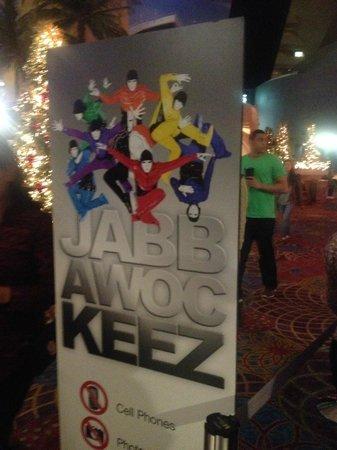Jabbawockeez: Theater Banner