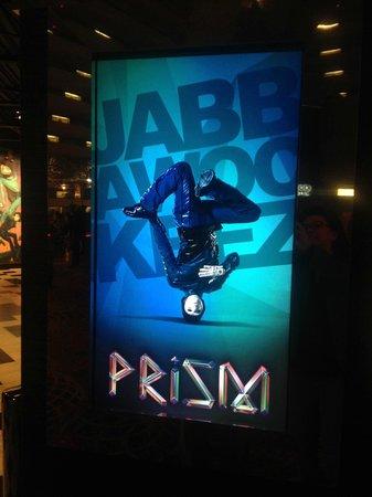 Jabbawockeez: Video Poster outside theater