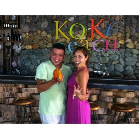KOKi Beach Restaurant & Bar: El Festival de Chocolate 2013