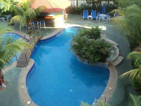 Hotel Oceano Azzurro: la piscina