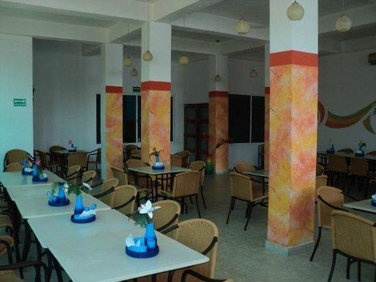 Hotel Oceano Azzurro: restaurant