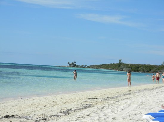 Coco Cay (Little Stirrup Cay) : gorgeous views