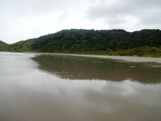 Ilha do Mel, PR: ótimo para caminhar