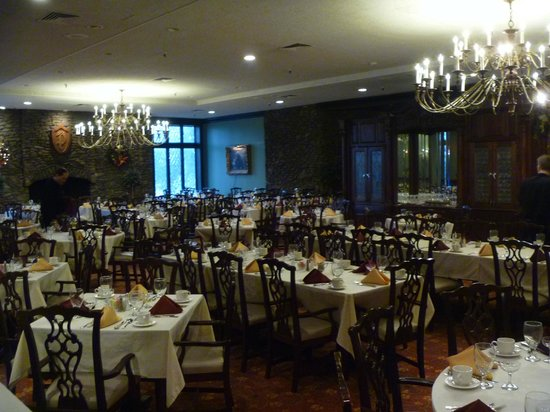 The Inn at the Peak: Royal Court Dining Room