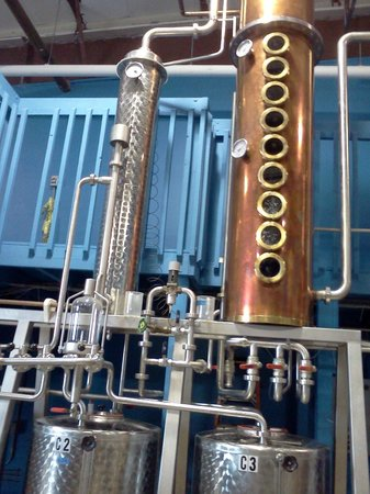Siesta Key Rum: The heart of the system to make the best rum possible