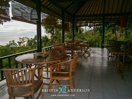 Beten Waru Bungalows and Restaurant: dining area