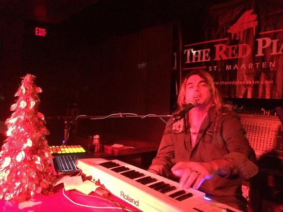 The Red Piano SXM: Live Entertainment