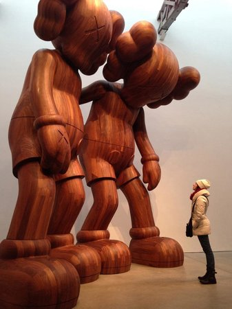 The Two Percent Gallery Tours: KAWS