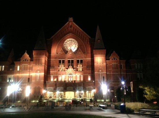 Cincinnati Music Hall - TEMPORARILY CLOSED: Outside