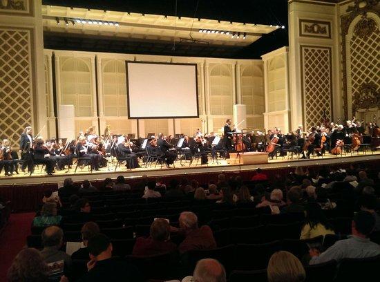 Cincinnati Music Hall - TEMPORARILY CLOSED: The Symphony