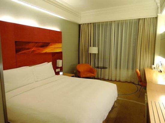 Pentahotel Shanghai : 寝心地は良い