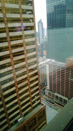 Sheraton New York Times Square Hotel: 39th floor