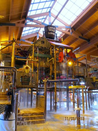 Great Wolf Lodge: More waterpark!