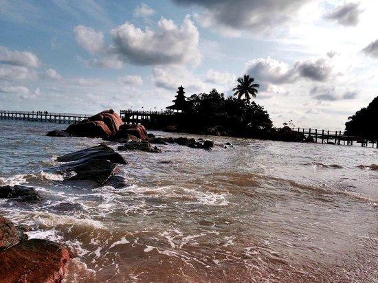 Turi Beach Resort : View of the beachfront