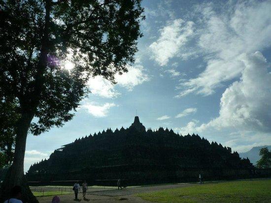 Temple de Borobudur : Borobudur Temple