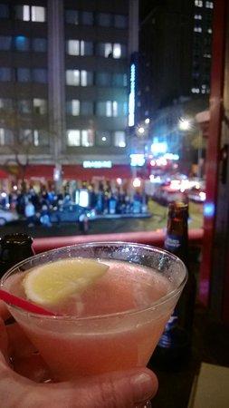 Social Bar: Great drink!