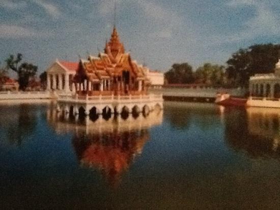 Bang Pa-In Palace: serenity at Bang Pa Palace ... annh