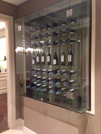 Algodon Mansion - Relais & Chateaux: Our cellar