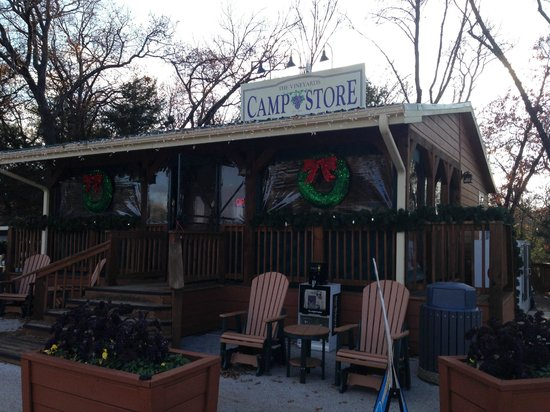 The Vineyards Campground and Cabins: The Vineyards Campground