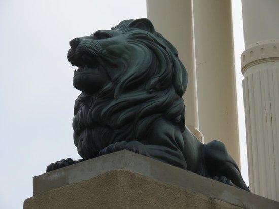 Hermann the German: The Lion.