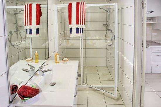 Hibiscus Motel : Bathroom
