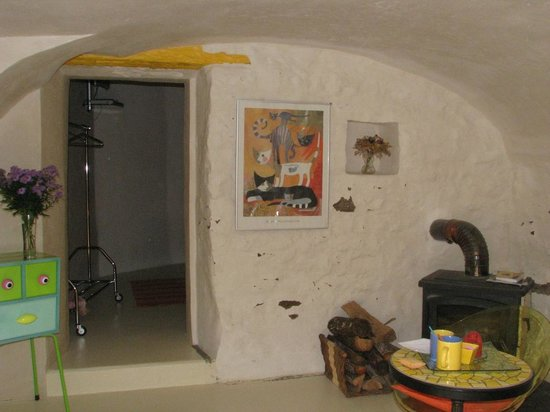 Le Moulin de Gauty : our ground level room