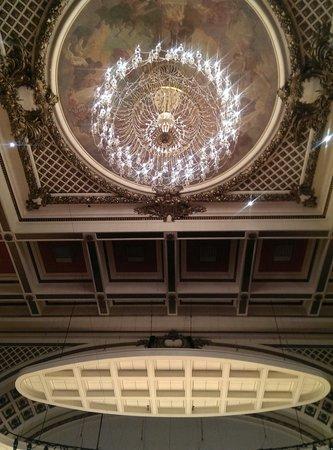 Cincinnati Music Hall - TEMPORARILY CLOSED: Looking up