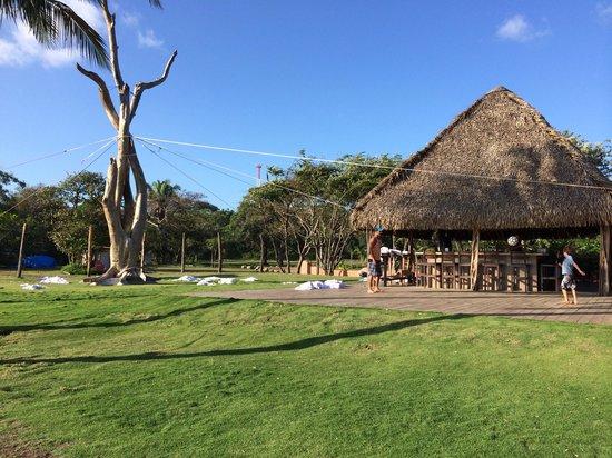El Sitio Playa Venao: Bar